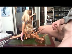 Barbie doll fun