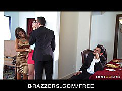 Brazzers - Two married couples switch partners for HOT orgy