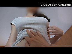 real amateur teen first video casting