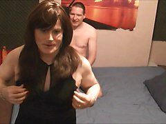 maria satin's - satin tgirl fun part 5