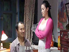 chinese beauty star sexy breast