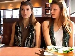twins flashing in public 01