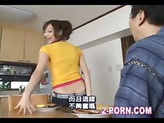 T Back Busty Young Wife Seduce Plumber