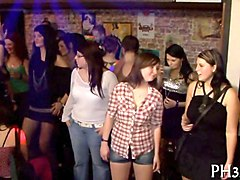 very hot group sex in club clip film 1