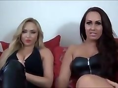 JOI Humiliation twogirls