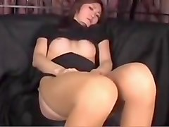 Japanese bukkake  pussy-teasing uncensored